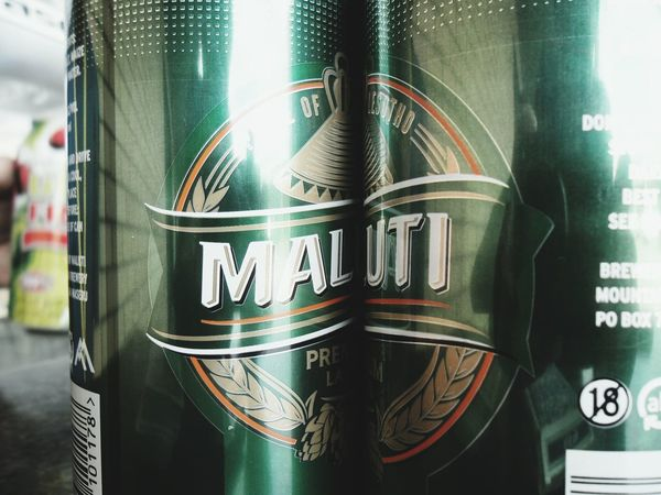 Our Beer, Our Pride Maluti Beer Beverages Green