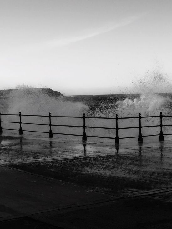 Sea Water Blackandwhite Photography Black And White Photography Seascape Seaside Seashore Splashing Waves Waves, Ocean, Nature Wave Wave Pattern Waves Crashing Waves Splashing Waves Rolling In Nature Beauty Of Water Nature Force