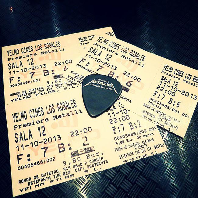 Metallica Metstuff My Rock Life My Life