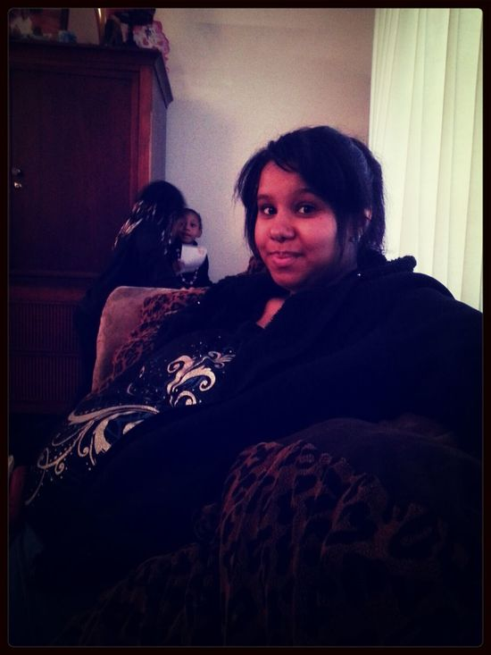 chilln wit the wifey