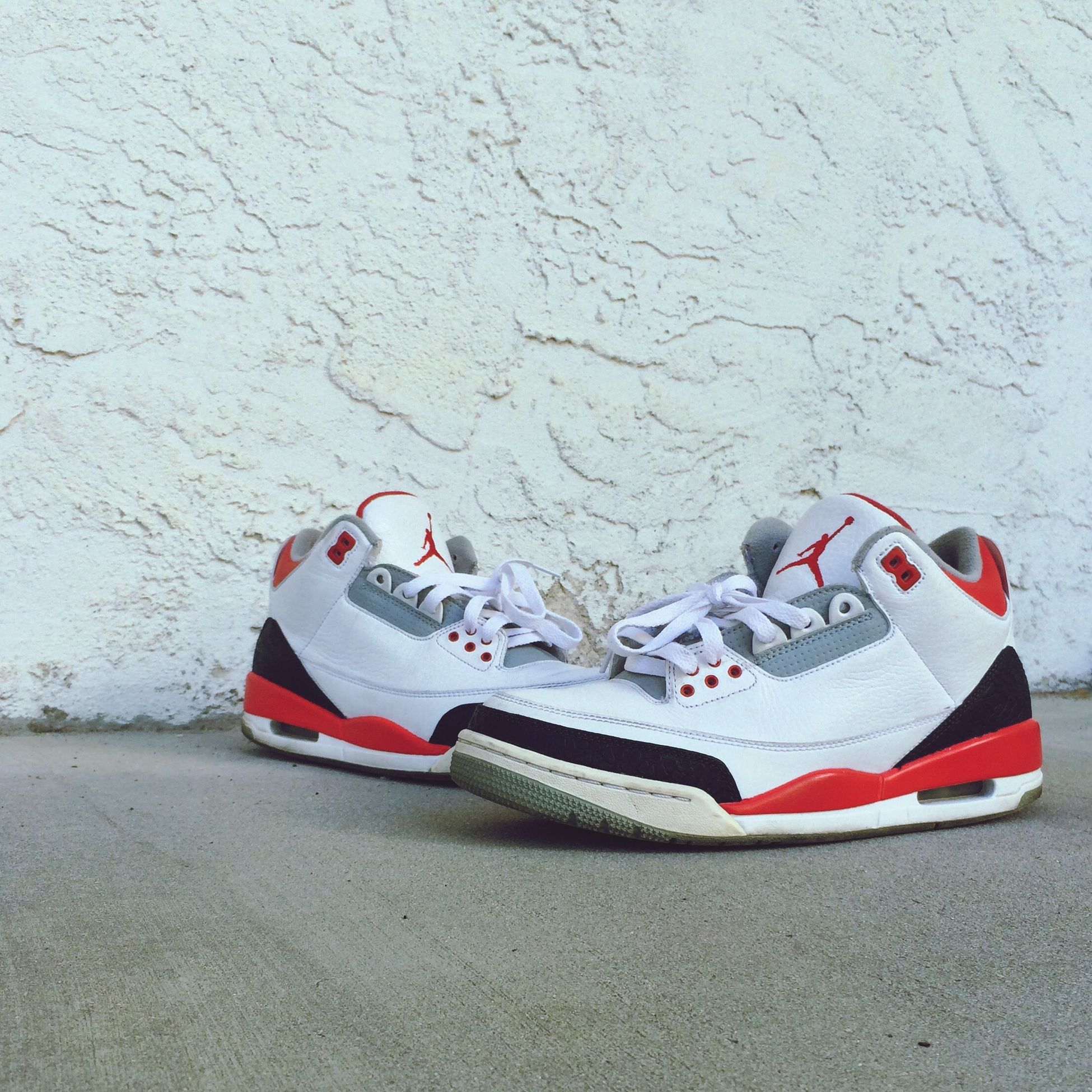 ???? Sneakerhead  Sneakerholics Firered3s First Eyeem Photo