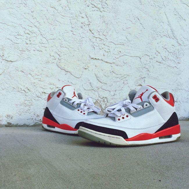 ???? Sneakerhead  Sneakerholics Firered3s First Eyeem Photo