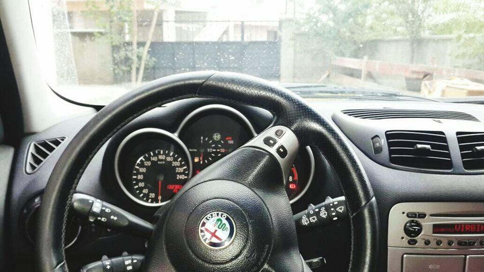 Alpha Romeo Car Driving Yes❤❤