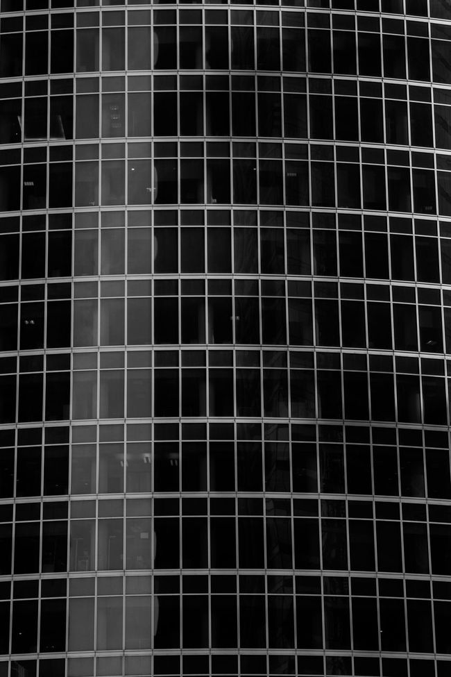 Pattern No People Backgrounds Close-up Indoors  Day EyeEm Best Shots Blackandwhite Eye EyeEm Gallery City Minimalism Lines Black And White Urban Geometry Urban Glass Window Skyscraper Office Building Outdoors Detail Life Moscow City