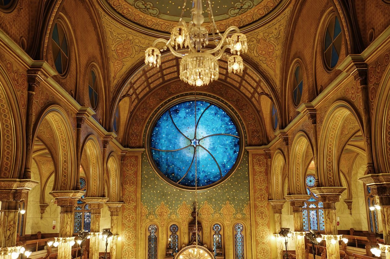 Architecture Place Of Worship Religion Travel Destinations No People Ceiling