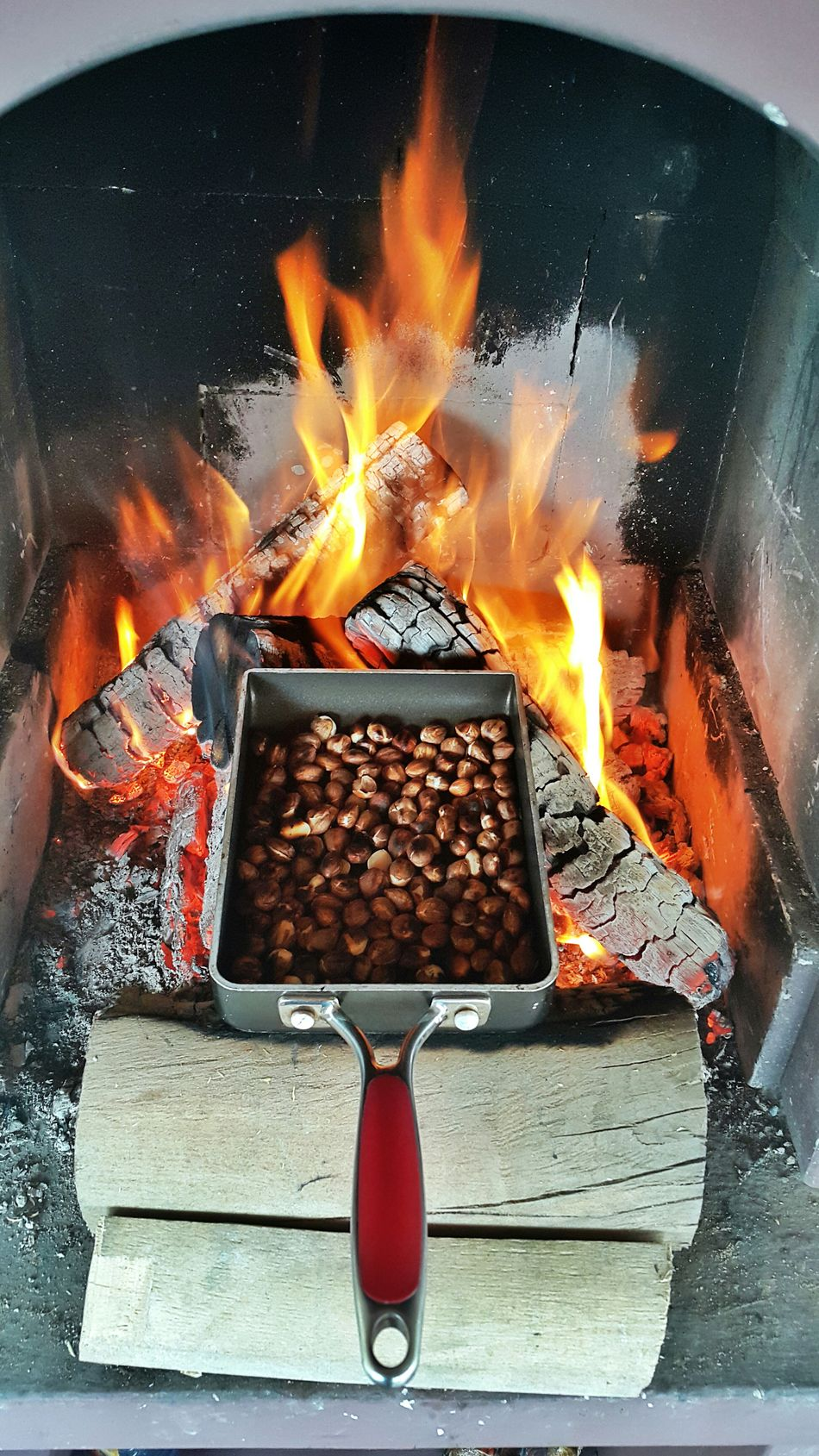 Beautiful stock photos of fireplace, Burning, Chestnut - Food, Day, Fire