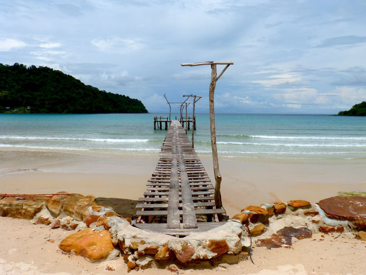 Landscapes Beaches Thailand Islands Beach Waterfront Koh Kood Traveling Amazing View