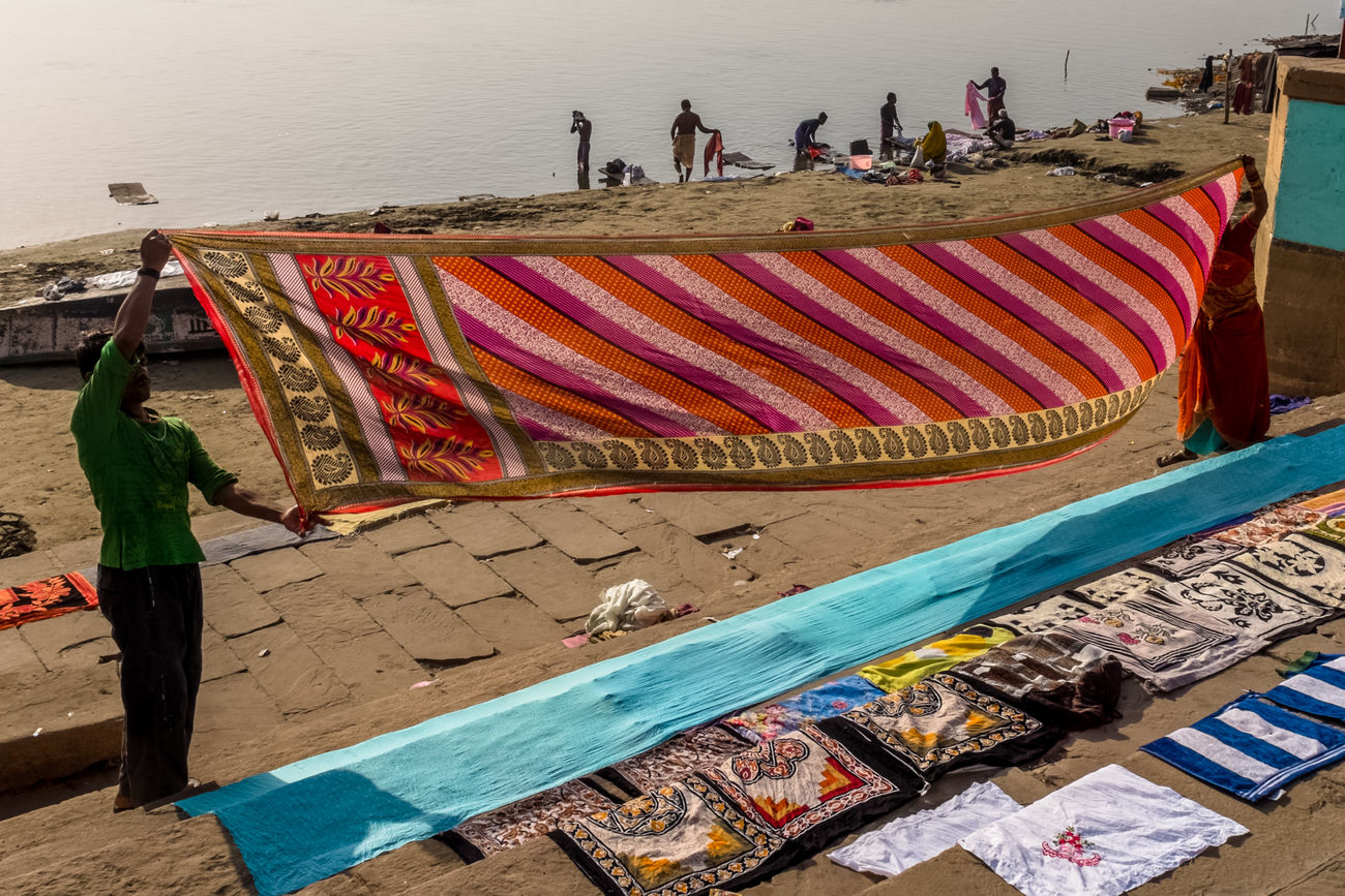 Day Fujifilm Lifestyles Md Johirul Islam Outdoors People Real People Street Photography Streetphotography The Street Photographer - 2017 EyeEm Awards Varanasi, India Ganges, Indian Lifestyle And Culture, Bathing In The Ganges, X100t