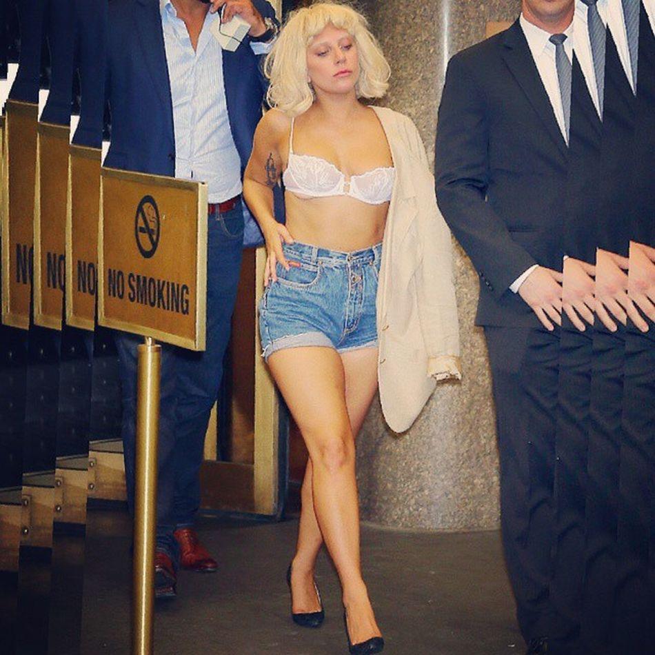 👌✌💋👊😍 Gaga Cheektocheek Littlemonsters Littlemonster Queen Hot