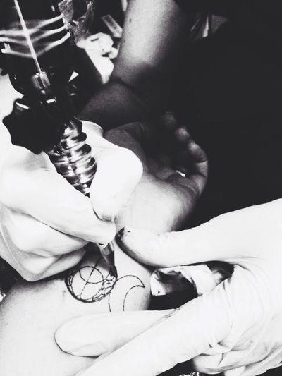 Lunatic )O( Monochrome Tattoo Workinprogress Paganism