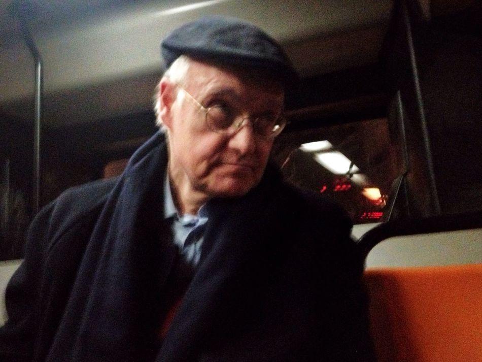 Last Night Man Bus Public Transportation Nightbus Colors Color Portrait Streetphotography David De La Cruz People Of EyeEm