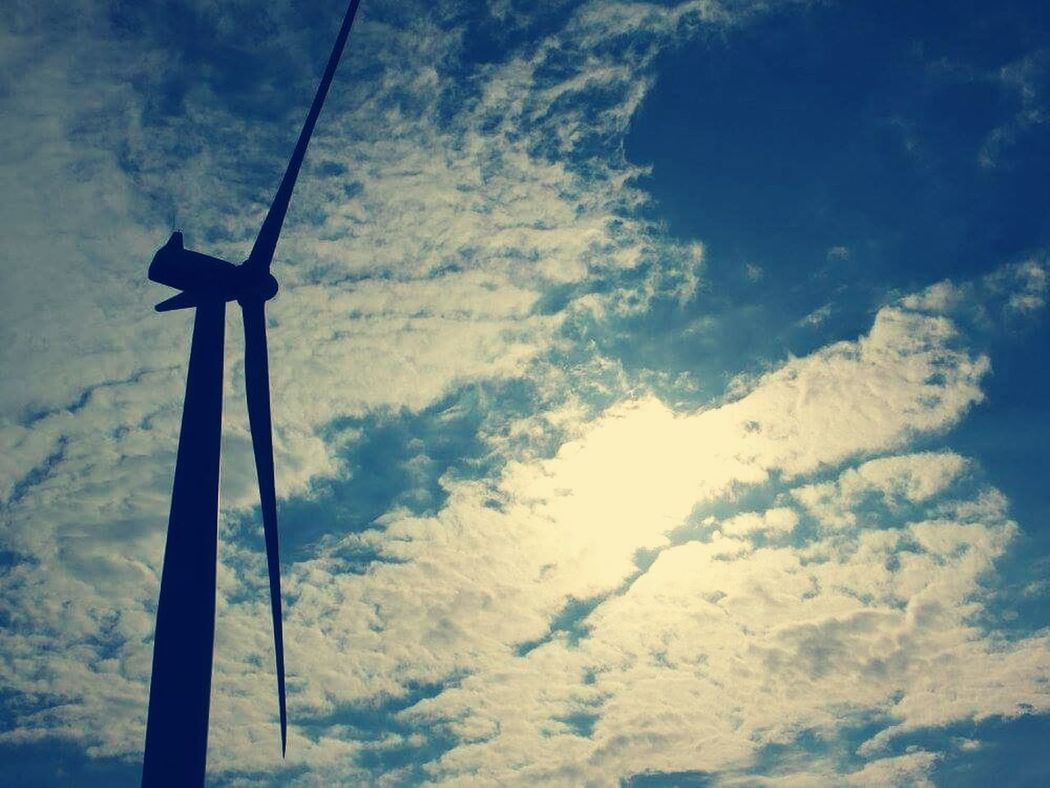 Fuel And Power Generation Environmental Conservation Alternative Energy Low Angle View Wind Power Windmill EyeEmNewHere Eyeem Philippines