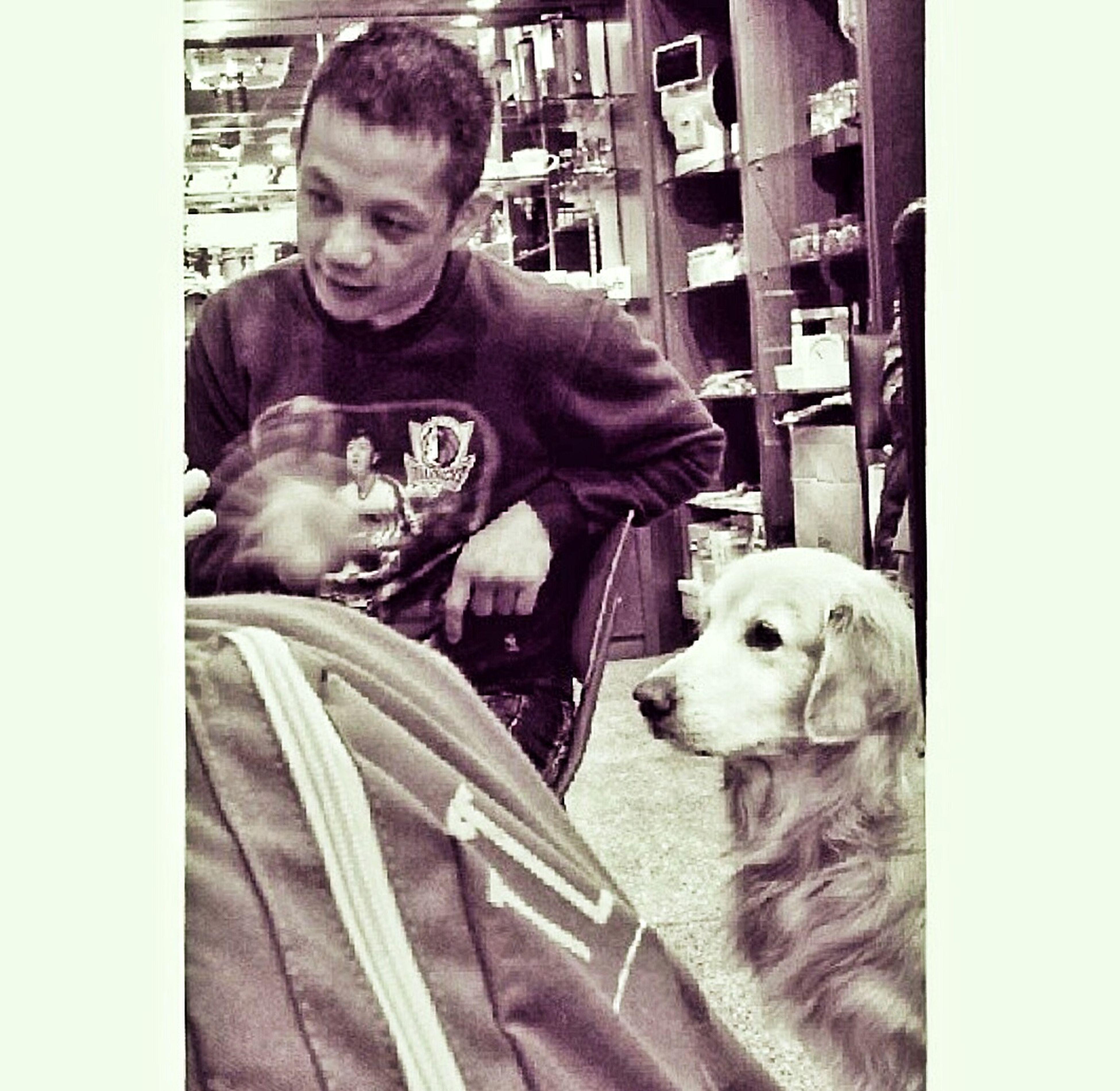 Danshui Cafe Not His Dog Taiwan Eyeem Monochrome