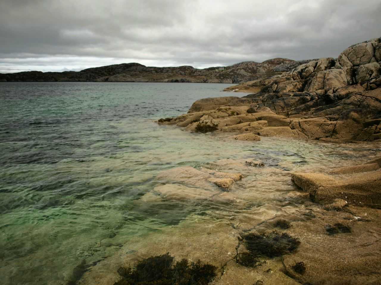 Achmelvich Scotland Beach Sea Rocks Landscape Outdoors Beauty In Nature Water Scenics No People Rock - Object Nature Day Sky Cloud - Sky Blue Water Sand Clear Water Tranquility Rocky Coastline Coast