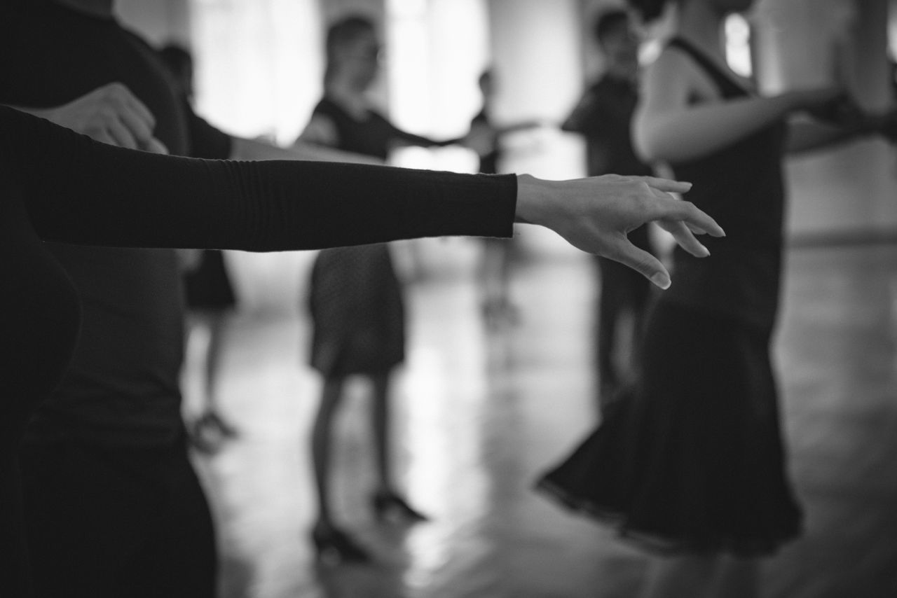 Adult Close-up Dance Day Focus On Foreground Friendship Human Body Part Human Hand Indoors  People Real People Women