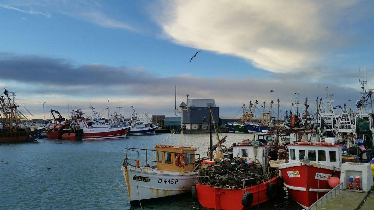 Harbour View Dublin, Ireland Howth Village