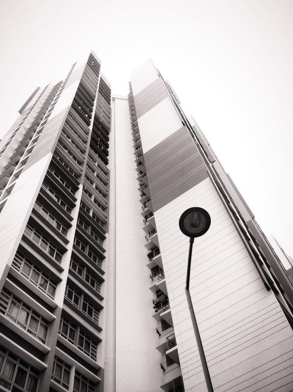 Bw_collection IPhoneography Look Up