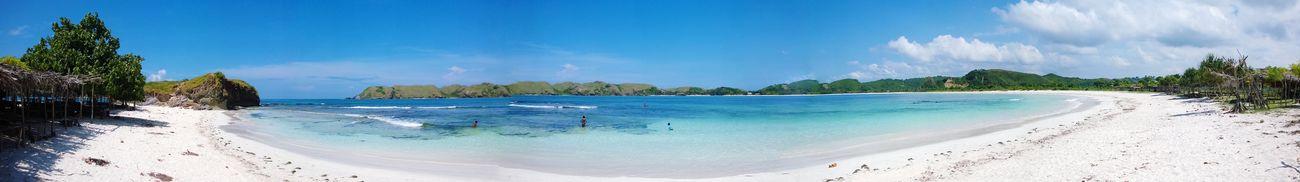 Beach Sea Surfing Swimming Traveling Memories ❤ INDONESIA Beautiful Nature Lombok Island