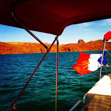 Boat France Lakehavasu SpringBreak FrenchSquad