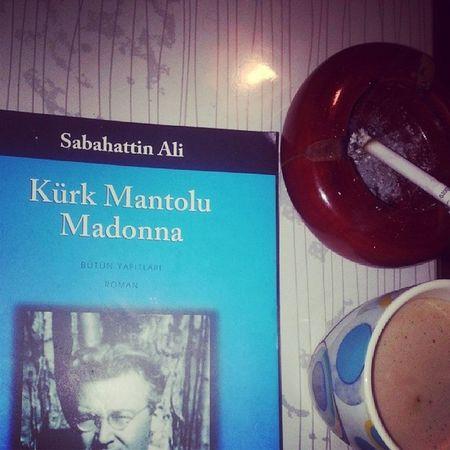 Kuzenciğim Kahve Latte yaparsa Kurkmantolumadonna SaabattinAli joyfm yarın sınav uyku