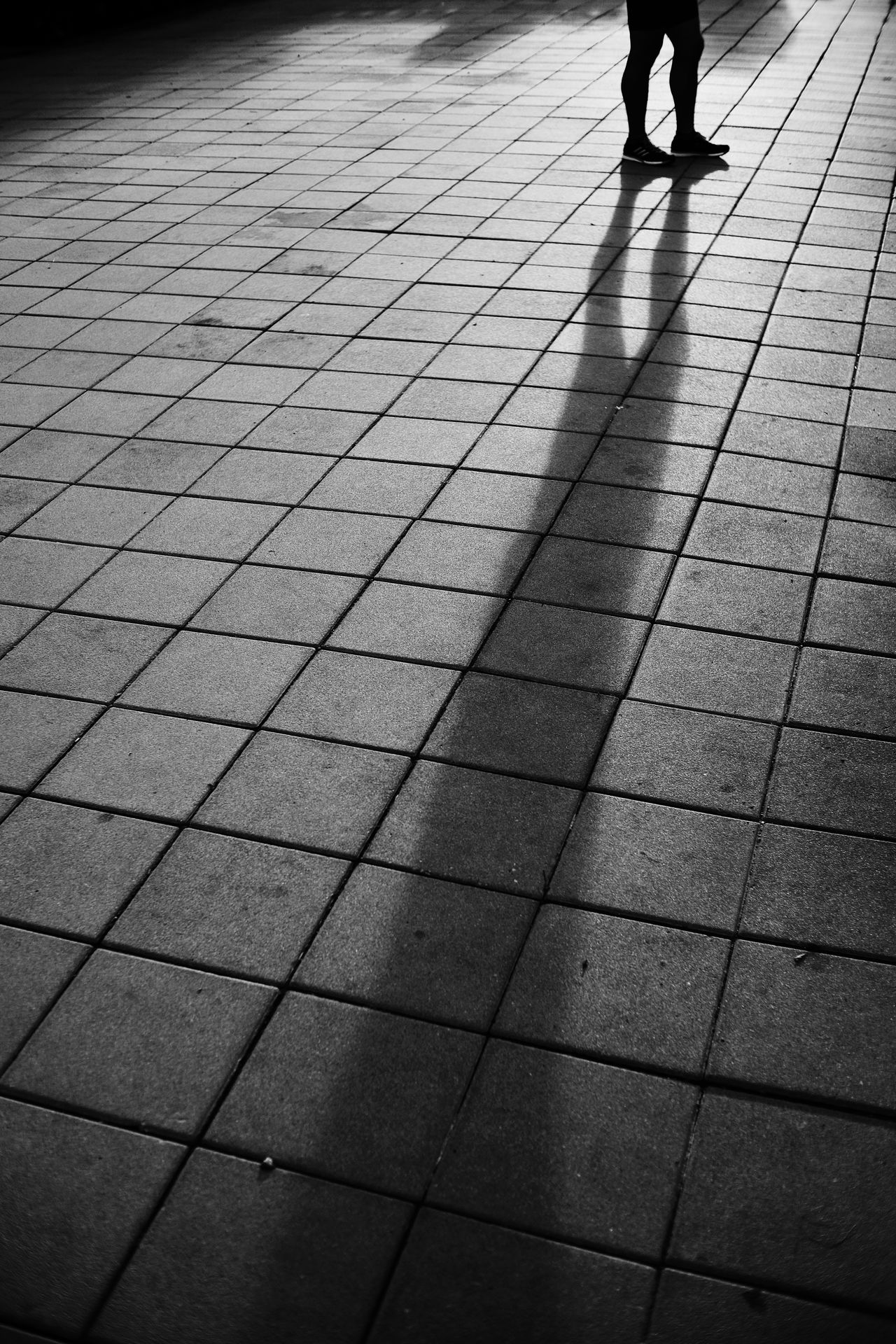 Low Section Human Leg Real People Walking Lifestyles Shadow Human Body Part Outdoors Standing Men Thailand Bangkok UNPOSED Streetphotography Sky Shadow