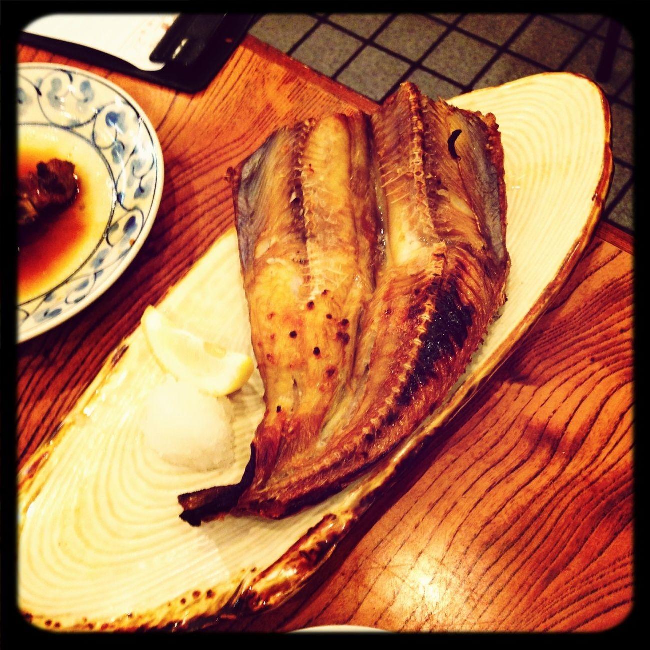 Typical IZAKAYA Food