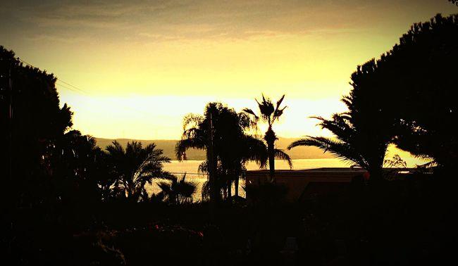 @home sunset
