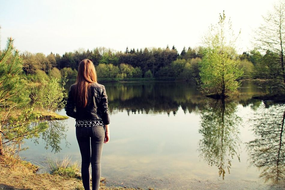 Nature Trees See Wunderschön Bester Ort Lovethisplace Enjoying Life Love Sunshine