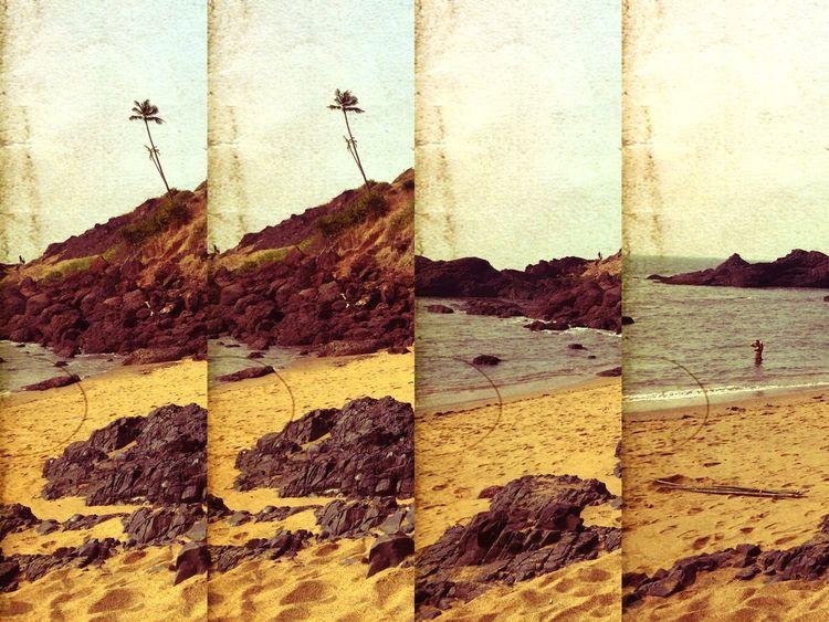 Open Edit OpenEdit Traveling India Goa Sea Beach Collage