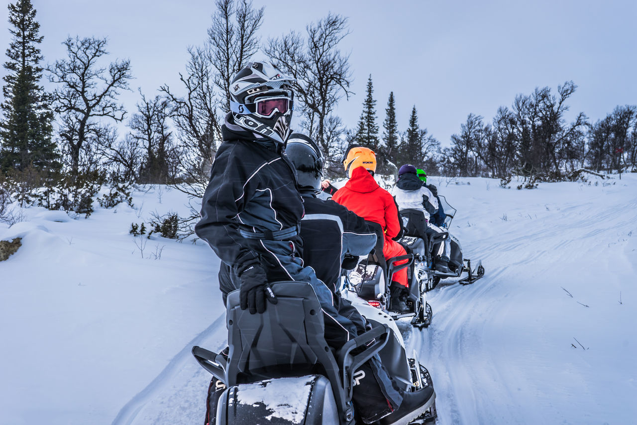Adventure time on the snow scooters in the Swedish wilderness Adventure Cold Cold Temperature Helmet Leisure Activity Motorsport Outdoor Outdoor Photography Outdoors Recreational Pursuit Scooter Scooters Season  Snow Snow Covered Snow ❄ Snowy The Great Outdoors Warm Clothing Wilderness Wildlife & Nature Winter The Great Outdoors With Adobe The Great Outdoors - 2016 EyeEm Awards