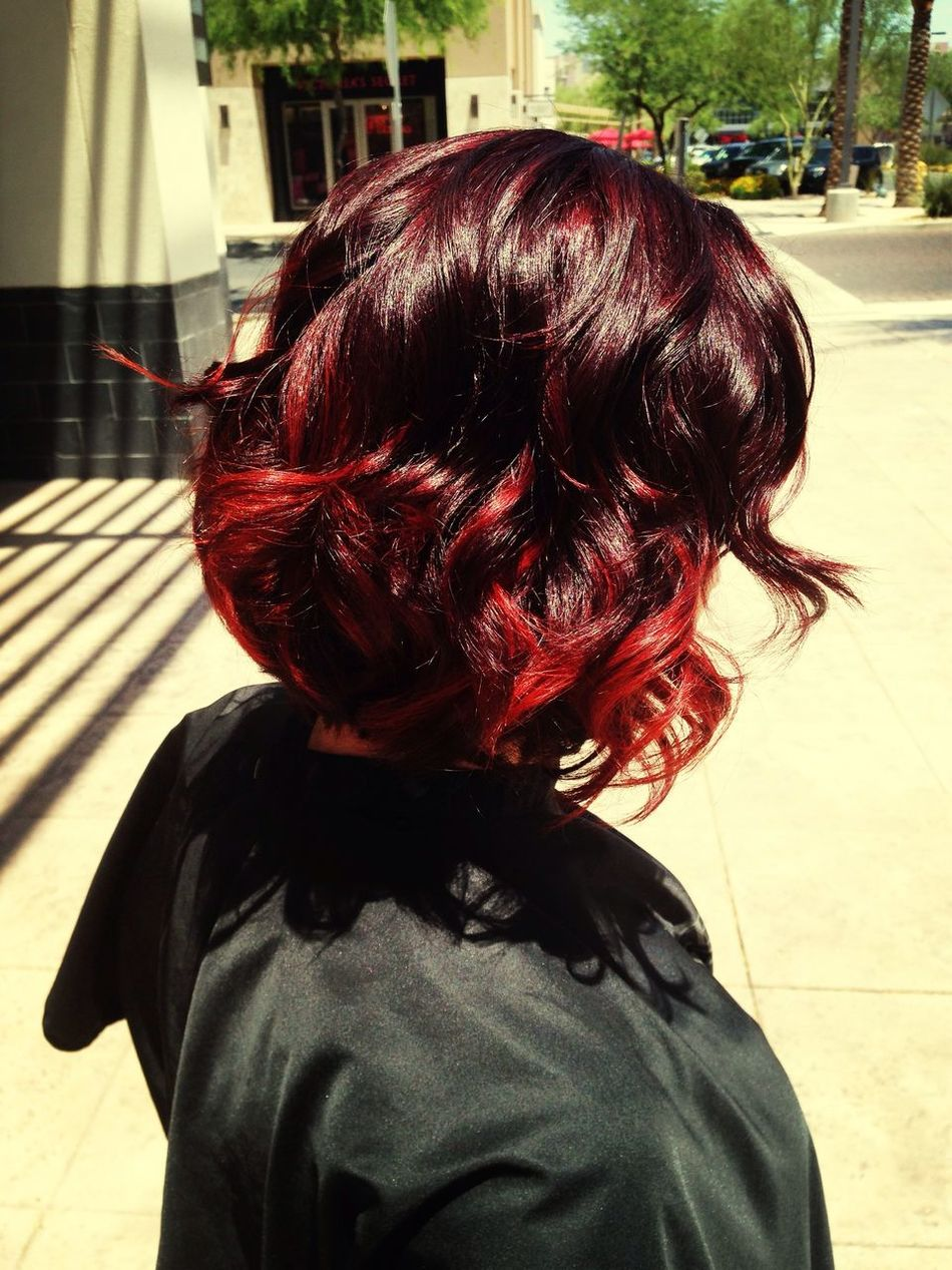 Myworkhereisdone Color Splash Haircolor Fancy Fancy