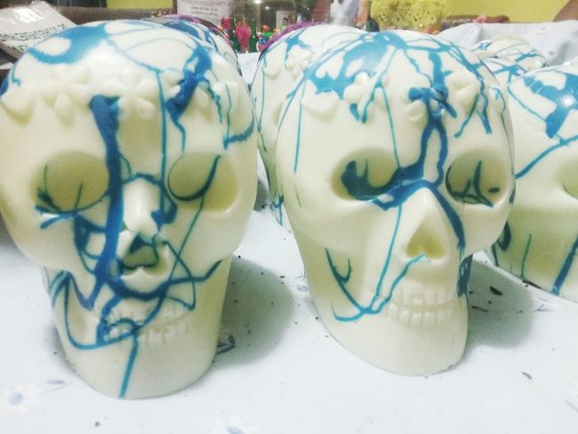 My Favorite Color It's Alfeñique Time Alfeñique Mexican Culture Chocolate Skulls