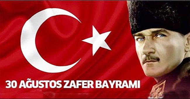 30agustos  30agustoszaferbayrami NeMutluTurkumDiyene Atatürk Atamizindeyiz Turkey
