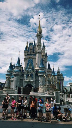 DisneyWorld Magickingdom