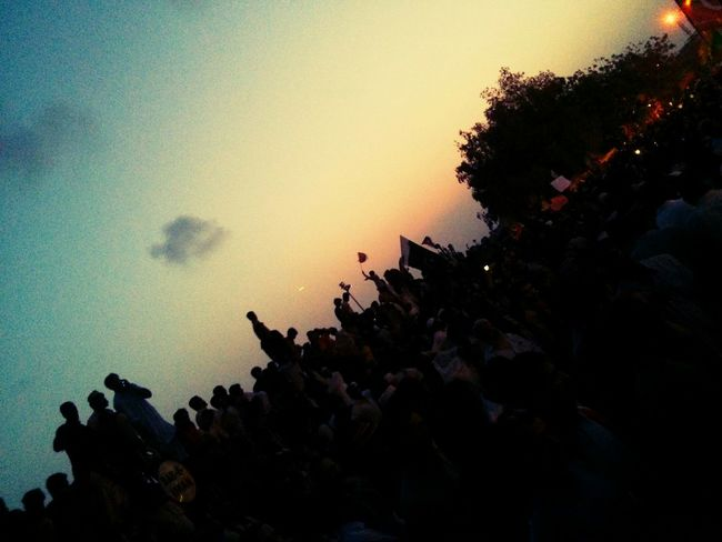 RePicture Leadership Mazar-e-Quaid Light And Shadow Pti Karachi
