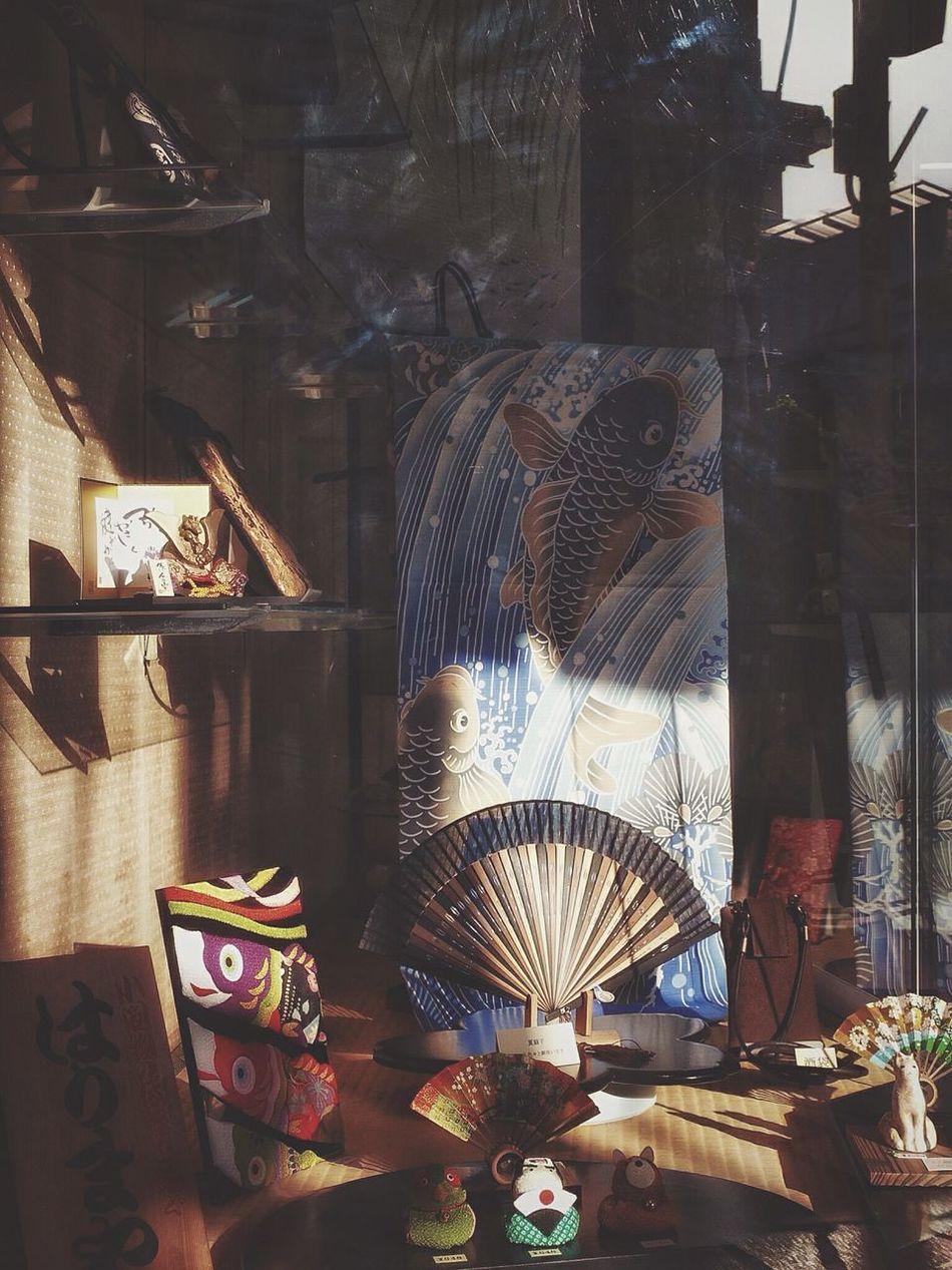 子供の日 every May 5 Japanese Culture : Rise And Shine A carp swimming up a waterfall Showcase May 2016 Show Window Walking Around The City  Somewhere Nagasaki-shi Streetphoto_color Evening Walk Evening Glow / 50mm F/5.6 Close Up Exceptional Photographs