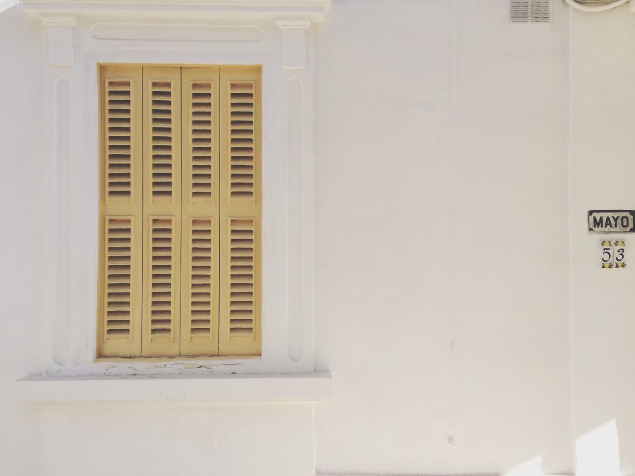 Window Minimalism Look At The World Oldschool