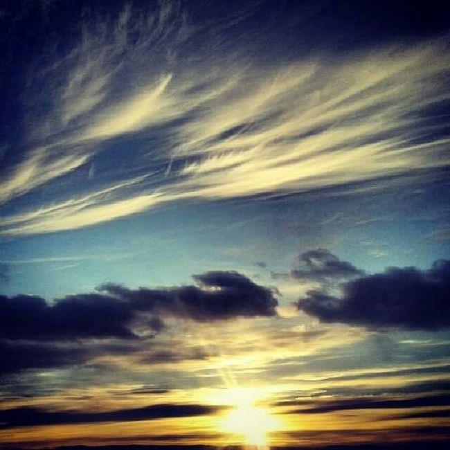 Beautiful Sunset Cacouna Church Retreat Gods Creation Sky And Clouds Eyemskylovers Colors Of Nature Eyemcanada