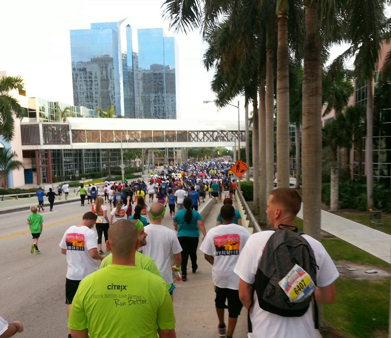 Mercedes-Benz Corporate Run Ft Lauderdale