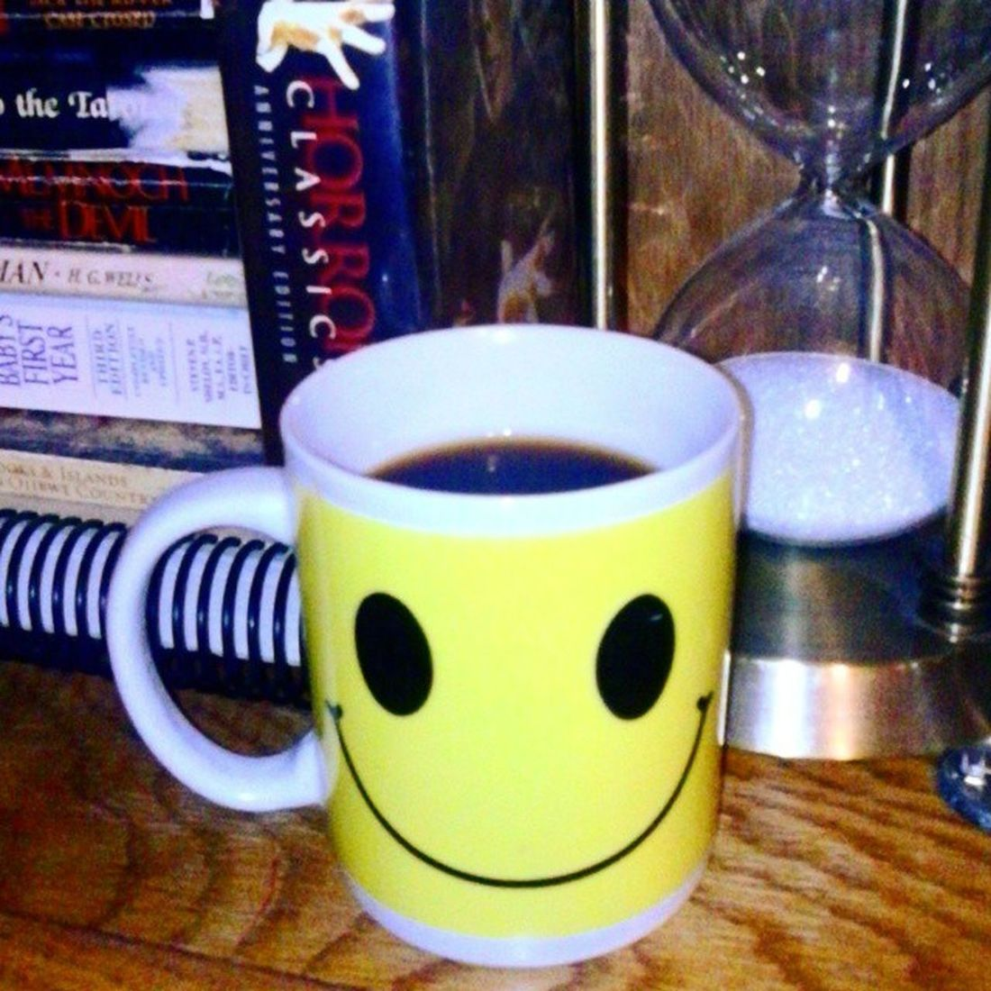 Coffee 10 O'clock @night....? With a restless toddler, why not Tiredmommy