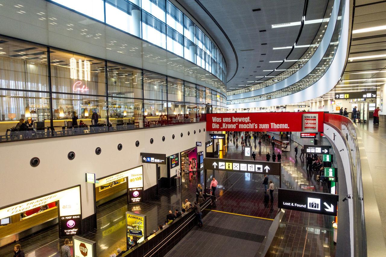 Vienna airport Air Airplane Europe Futuristic Tranquility Vienna Wien ヨーロッパ 旅行 海外 海外旅行 空港