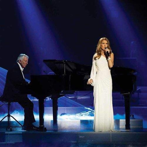 What Does Music Look Like To You? Music Elegant Celine Dion queen of music