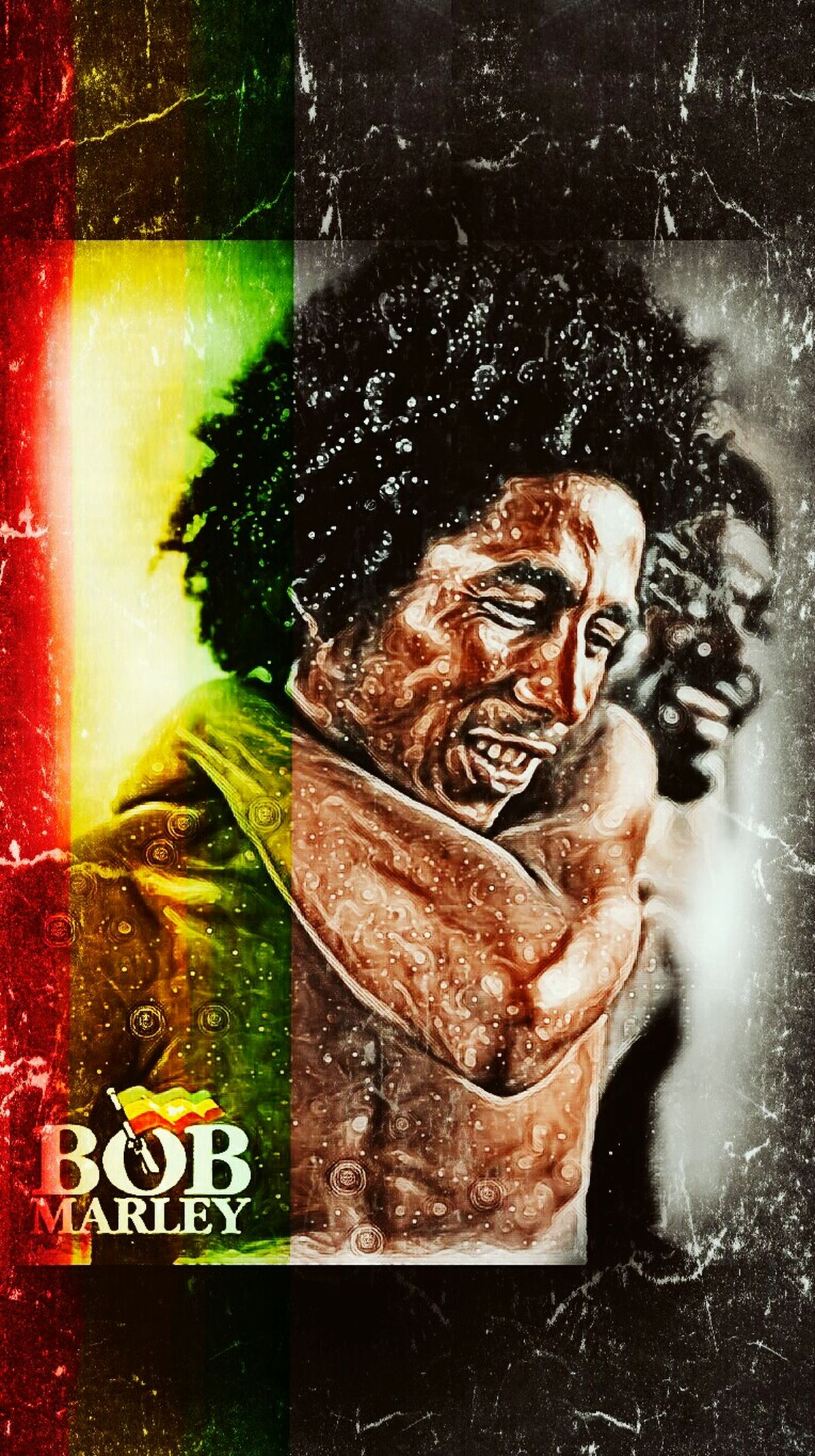 Mr. Marley. Bob Marley My Unique Style From My Point Of View One Love❤ Jamaican RastaRude Creativity RASTA Portrait Real People