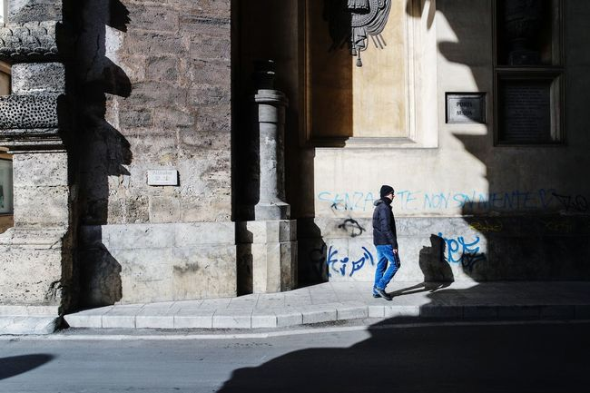Walking Around in Palermo, Italy Light And Shadow Taking Photos Streetphotography Street Photography Urban Geometry EyeEm Best Shots Open Edit Eye4photography  Fresh 3 Shadow Urban Landscape Showcase: February