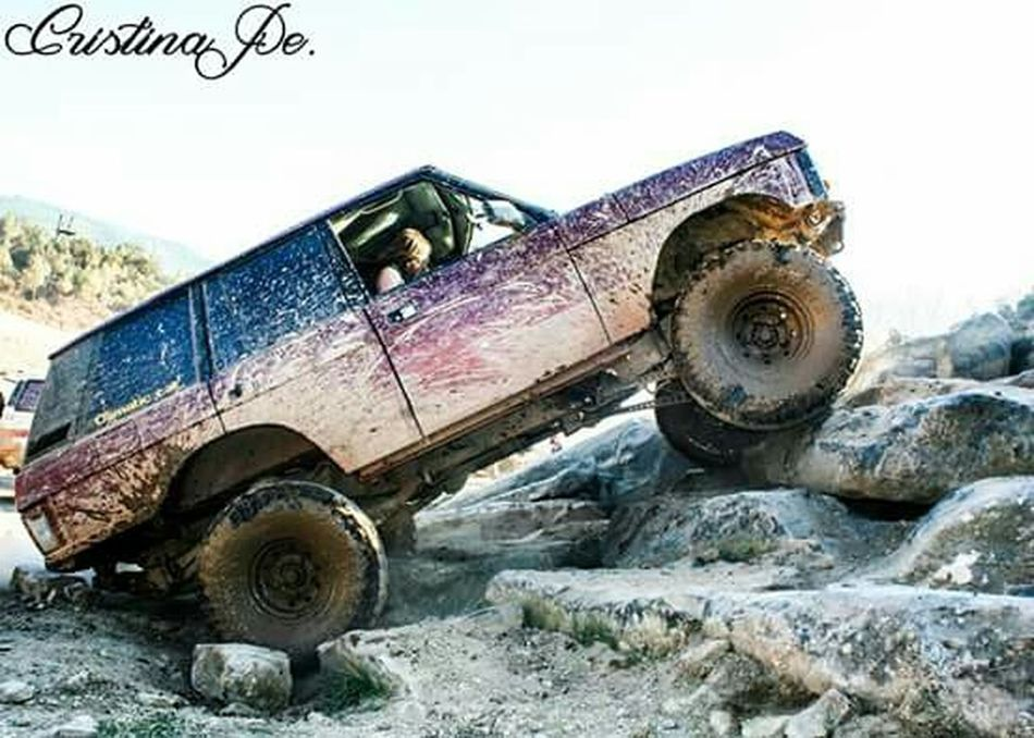 🌞🌴🌊My Hobby 4wd Trial4x4 Offroad SPAIN Rangerover 4x4 Offroader Cars Cristinapefotografia