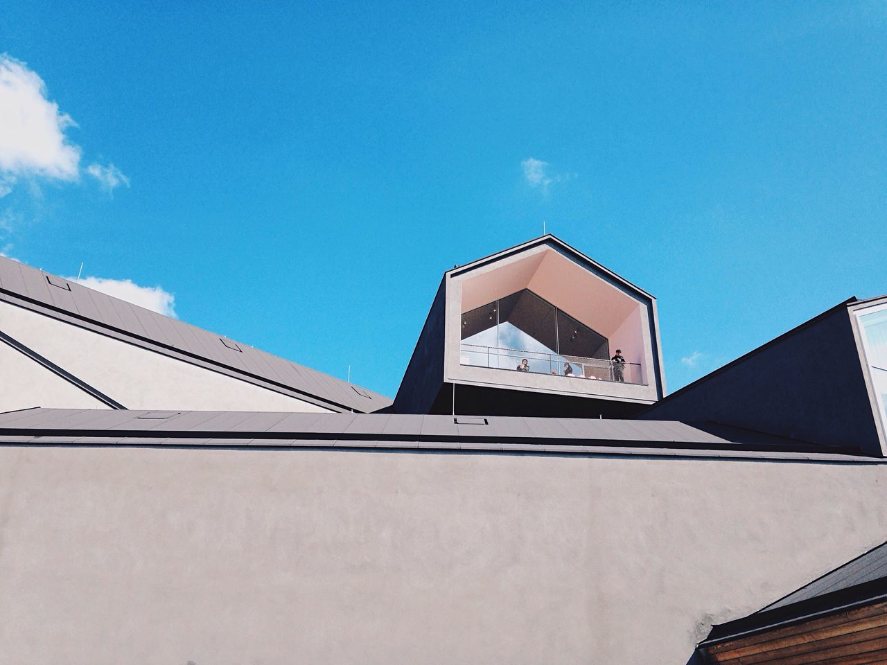 Beautiful stock photos of sonnenschein, sky, low angle view, blue, built structure