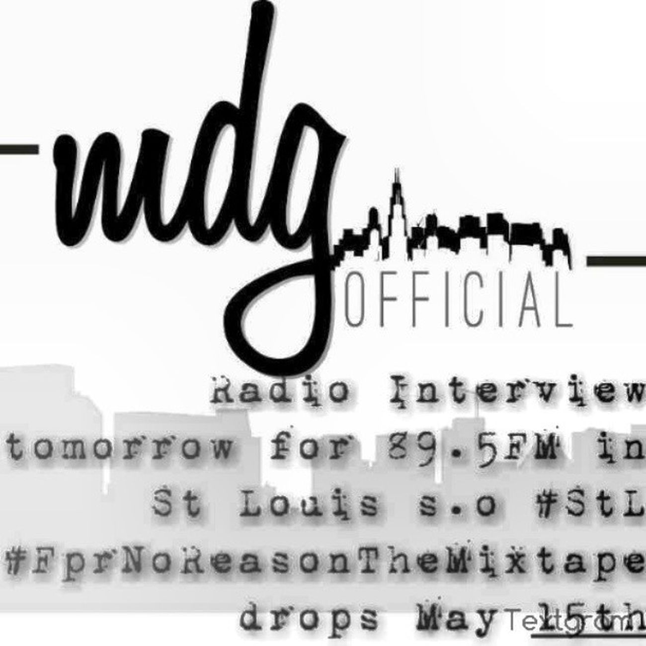 Tune into WhoBetta radio out of Stl Sat. 12-3 EveryWeekend ForNoReasonTheMixtape MDGOfficial