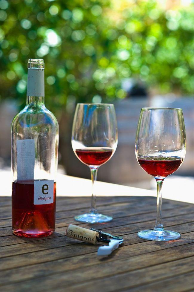 Wine Tasting Wine Binigrau Mallorca Spanish Food SPAIN