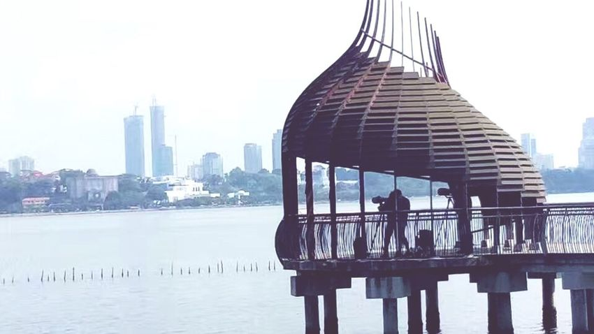 City Skyscraper Outdoors Day Travel Destinations Urban Skyline Water Roof Adult Real People Adults Only Nature