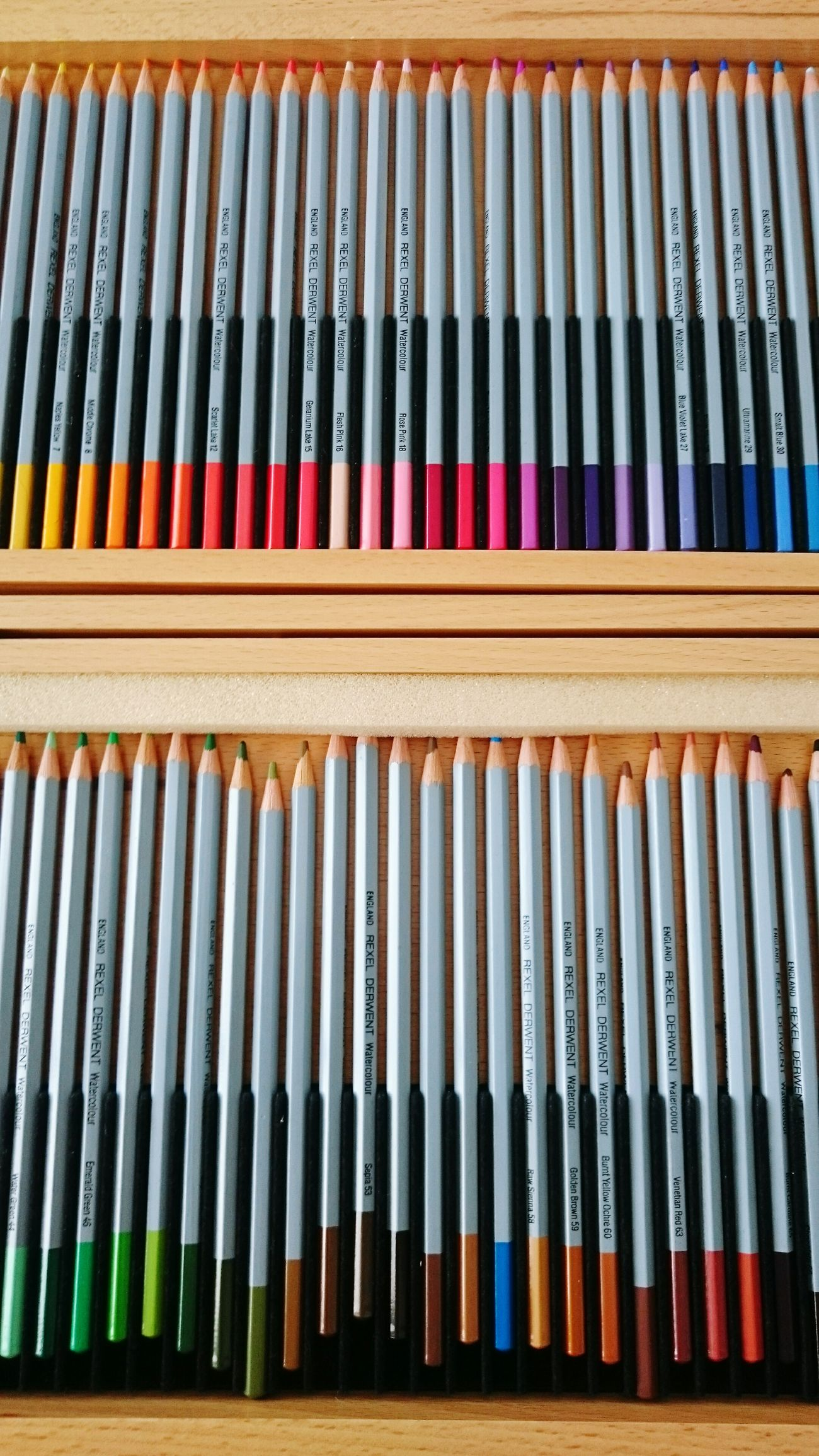 Colors Of My Life Colors Colorful All The Colors Derwent Watercolours
